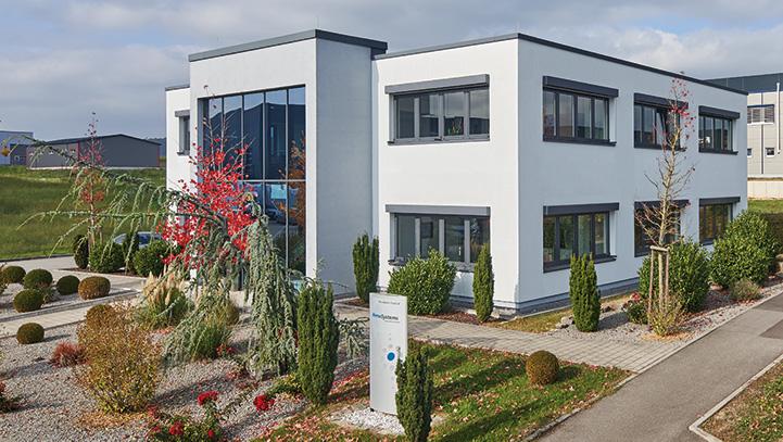 Firmengebäude in Bretzfeld-Schwabbach