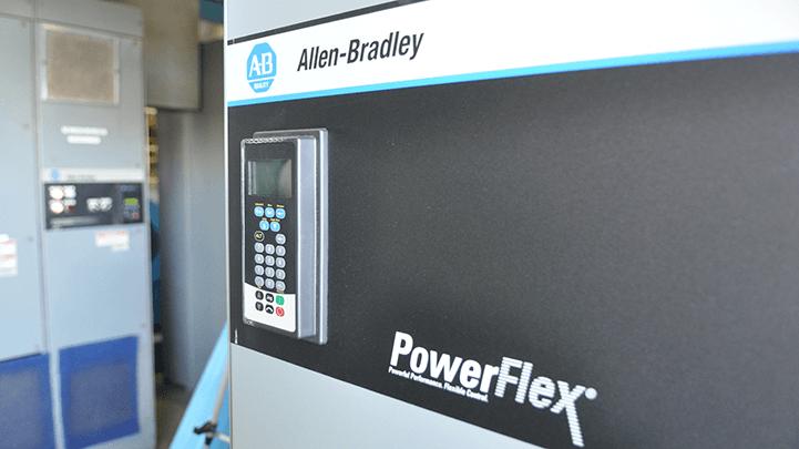 High Power Antriebe - PowerFlex von Rockwell Automation