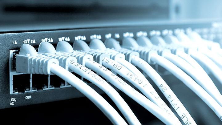 Kabel für Netzwerktechnik