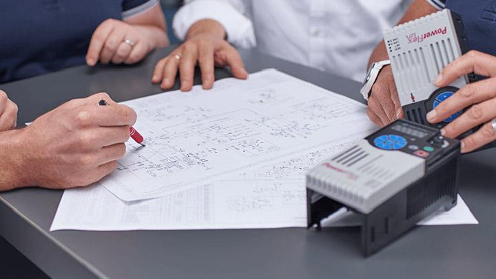 Elektroplanung und UL-zertifizierter Schaltschrankbau