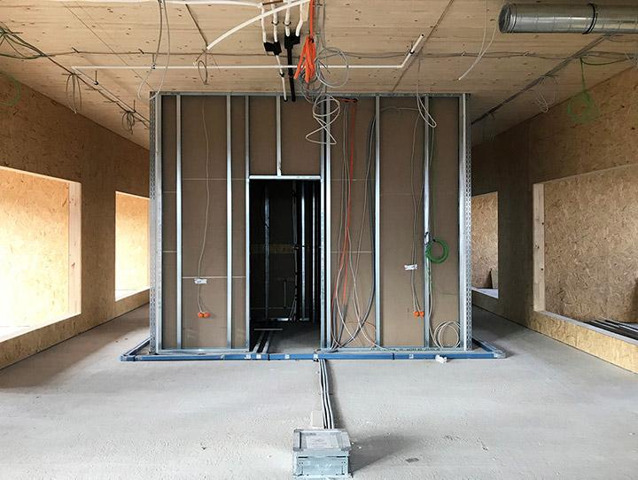 zweite Etage